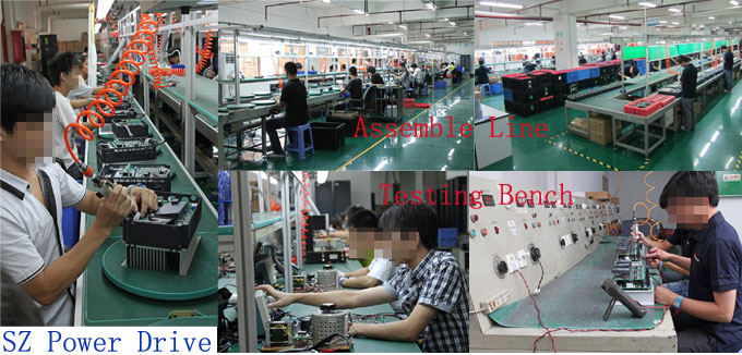 Shenzhen Power Drive Co Ltd